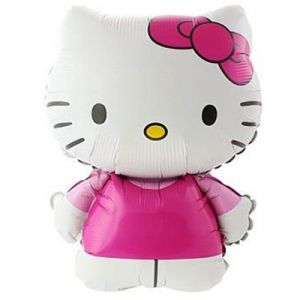 Гелиевый шар Hello Kitty ― SuperSharik